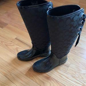 COPY - Coach Boots
